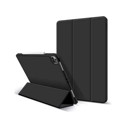 Leather Soft Silicone Smart Cover for iPad Pro 11 2020 Case Slim, iPad Pro 11 2nd generation 2020