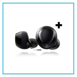 Samsung Galaxy Buds+ - True Wireless Earbuds w/improved battery and call quality (Wireless Charging Case included)