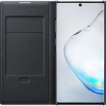 Official Samsung Galaxy Note 10 Plus LED View Cover Case - Black