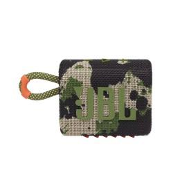 JBL GO 3 | Portable Waterproof Bluetooth Speaker
