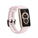 """HUAWEI Band 6 Smart Band Fitness Tracker, AMOLED 1.47 """"Color Touchscreen, Heart Rate Monitor, Water Resistant"""