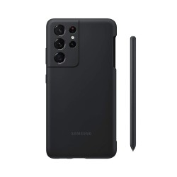 Galaxy S21 Ultra / 5G Silicone Case with S-Pen