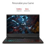 "ASUS ROG Zephyrus S GX531GM 15.6"" Gaming Laptop Core i7-8750H, 8GB 512GB SSD, 6GB Graphics"