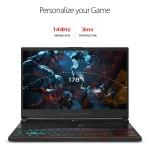 "ASUS ROG Zephyrus S GX531GM 15.6"" Gaming Laptop Core i7-8750H, 8GB 512GB SSD, 6GB Graphics"