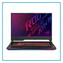 ASUS ROG Strix G GL531GT-UB74 (i7-9750H, 8GB RAM, 512GB PCIE SSD, NVIDIA GTX 1650 4GB, , Windows 10) Gaming Laptop