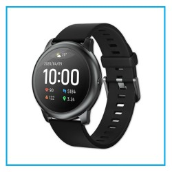 Haylou Solar 1.28 inch TFT Touch Screen Smartwatch IP68 Waterproof with Heart Rate Monitor Global Version