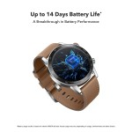 HONOR MagicWatch 2 (46mm, Flax Brown)