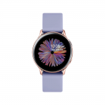 Samsung Galaxy Watch Active 2 - Rose Gold with Phantom Violet Band (Bluetooth 40mm)