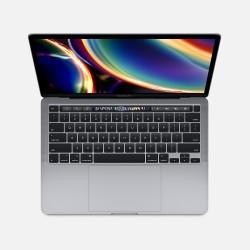 Apple MacBook Pro - 13-inch, 2.0GHz quad‑core 10th‑Generation Intel Core i5 Processor, 16GB RAM, 512GB Storage) 2020 Model