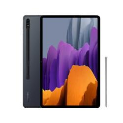 Samsung Galaxy Tab S7+ 12.4-Inch Display - 8GB RAM - 256GB ROM - Book Cover Keyboard Included (Wi-Fi)
